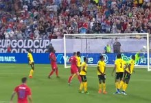 Andre Blake faz defesas de nível antes de errar – Estados Unidos 3-1 Jamaica (Gold Cup)
