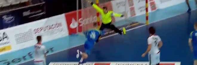 Diogo Valério faz defesa espetacular no último lance e leva Portugal à meia-final do Mundial sub-21