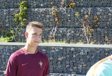 Celton Biai e Francisco Meixedo convocados para o Europeu sub-19 por Portugal