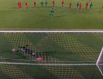 Alfred Gomis e Mouez Hassen defendem grandes penalidades – Senegal 1-0 Tunísia (CAN)