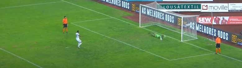 Tiago Pereira estreia-se e defende duas grandes penalidades na decisão – Académica 2-2 SC Farense (Taça da Liga)