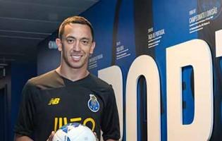 Agustín Marchesín assina pelo FC Porto até 2023