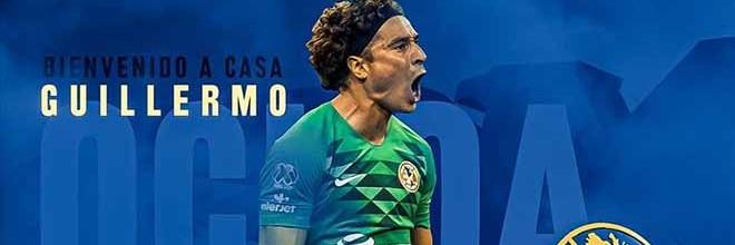 Guillermo Ochoa regressa ao Club América após oito anos na Europa