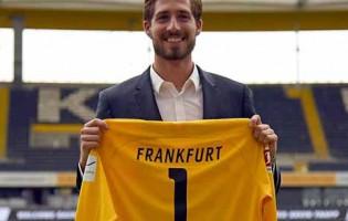 Kevin Trapp no Eintracht Frankfurt pela terceira vez: agora até 2024