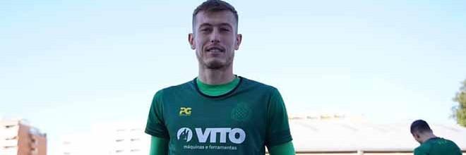 Matheus Kayser oficializado pelo Boavista FC
