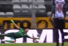 Rafael Bracali defende e agarra remate de forma espetacular – Boavista FC 1-1 FC Paços de Ferreira