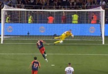 Romain Salin estreia-se a defender penalti e sequência – Montpellier 0-1 Rennes FC