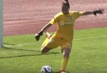 Rute Costa começa golo em pontapé de baliza fortuito – Sturm Graz 0-2 SC Braga