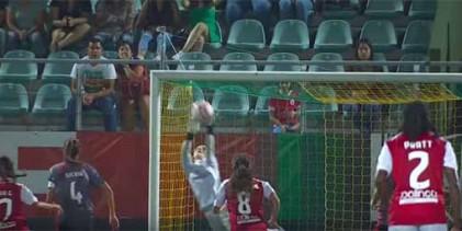 Dani Neuhaus significa conquista da Supertaça em defesas espetaculares – SL Benfica 1-0 SC Braga