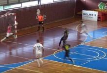 Gerson Pinho e Sandro Barradas dão espetáculo de defesas – Futsal Azeméis 2-1 CR Candoso