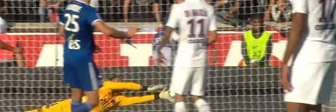 Keylor Navas estreia-se e tranca a baliza em duas defesas – PSG 1-0 RC Strasbourg