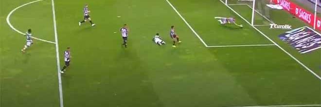 Rafael Bracali retarda empate com defesa de qualidade – Boavista FC 1-1 Sporting CP