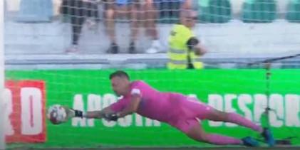 Ricardo Ferreira assina defesa de nível a remate sinuoso – Portimonense SC 2-3 FC Porto
