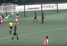 Diana Oliveira evita mais golos em diversas ocasiões – Albergaria 0-3 SC Braga
