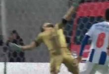 Fábio Mesquita faz defesa de último grito entre outras intervenções – SC Coimbrões 0-5 FC Porto