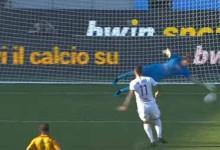 Gabriel Vasconcelos defende penalti de forma espetacular após precipitações – US Lecce 0-1 AS Roma