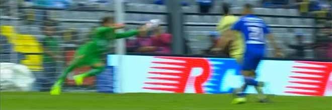 Guillermo Ochoa sofre mas destaca-se em defesas espetaculares – Cruz Azul 5-2 Club América