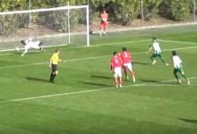 Celton Biai defende penalti e Carlos Alves faz defesa espetacular – SL Benfica sub-23 2-3 Rio Ave FC sub-23