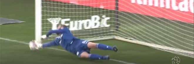 Giorgi Makaridze defende grande penalidade – Rio Ave FC 1-0 Vitória FC