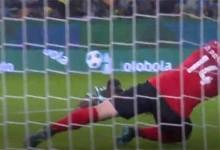 Mateus Pasinato aparece em destaque em três intervenções – Sporting CP 1-0 Moreirense FC