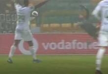 Ricardo Ribeiro faz defesa espetacular – FC Paços de Ferreira 2-3 Vitória FC