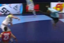 Alfredo Quintana destaca-se em quatro intervenções de nível – Portugal 24-29 Eslovénia (Euro 2020)