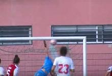 Bárbara Santos protagoniza espetáculo de defesas – CS Marítimo 0-2 SC Braga