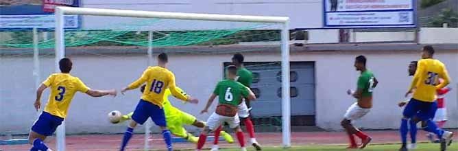 Francesco Anacoura faz duas defesas espetaculares – CS Marítimo sub-23 0-0 Estoril sub-23