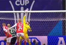 Matheus Magalhães permite final com intervenção em defesas vistosas – SC Braga 2-1 Sporting CP