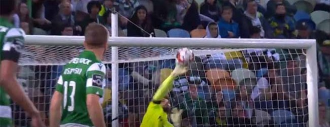 Luís Maximiano voa em defesa vistosa – Sporting CP 2-0 Boavista FC