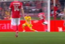 Odisseas Vlachodimos evita mais três golos – SL Benfica 0-1 SC Braga