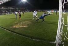 Giorgi Makaridze evita derrota em defesa vistosa – Vitória FC 1-1 SL Benfica