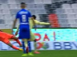 Jesús Corona defende penalti no último lance do jogo – Club América 0-1 Cruz Azul