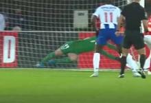 Marco Rocha impede auto-golo com defesa de nível no último grito – CD Santa Clara 1-2 FC Porto