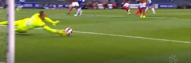 Charles Marcelo chamado a intervir várias vezes – FC Porto 1-0 CS Marítimo