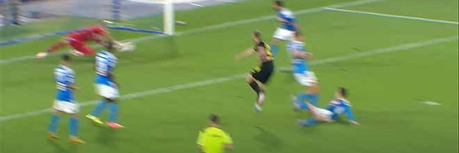 David Ospina errou e redimiu-se na meia-final que possibilitou a conquista da Coppa Italia – Napoli 1-1 FC Inter