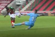 Dênis faz várias defesas de destaque entre menor eficácia – CS Marítimo 2-1 Gil Vicente FC