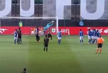 Hervé Koffi voa em defesa espetacular entre outras – Os Belenenses 1-1 Vitória SC