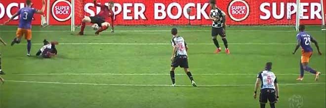 Mateus Pasinato defende recarga de penalti no fim e depois de várias intervenções – Boavista FC 0-1 Moreirense FC