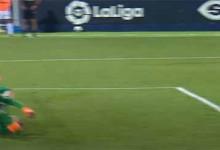 Rui Silva defende grande penalidade e fecha a baliza – CD Leganés 0-0 Granada CF