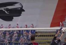 Alessio Cragno fecha a baliza com várias intervenções – Cagliari 2-0 Juventus FC