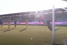 Babacar Niasse estreia-se com duas defesas vistosas – CD Tondela 0-1 FC Famalicão