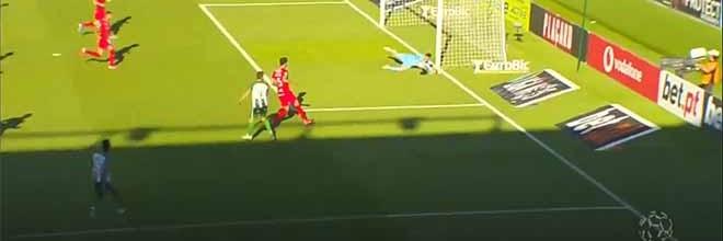 Dênis tranca a baliza em duas intervenções – Gil Vicente FC 1-0 Rio Ave FC