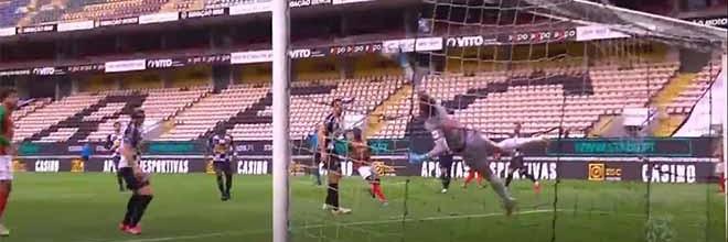 Helton Leite voa para duas defesas espetaculares – Boavista FC 0-1 CS Marítimo