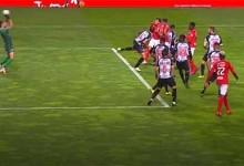 Helton Leite impulsiona-se para dupla defesa – Boavista FC 1-0 CD Santa Clara