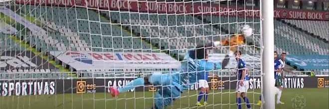 Hervé Koffi aparece duas vezes em dois minutos – Vitória FC 2-0 Os Belenenses