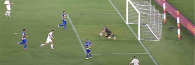 Luigi Sepe aparece em várias defesas de último grito – AS Roma 2-1 Parma FC