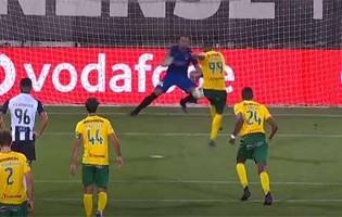 Samuel Portugal estreia-se a defender penalti no último minuto – Portimonense SC 1-1 FC Paços de Ferreira