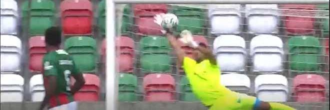Amir Abedzadeh voa para defesa vistosa – CS Marítimo 1-2 Portimonense SC