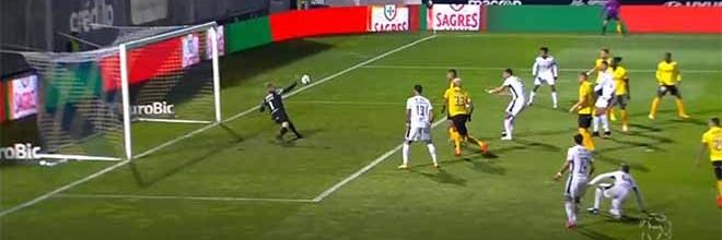 Pawel Kieszek trava mais golos – FC Famalicão 1-1 Rio Ave FC